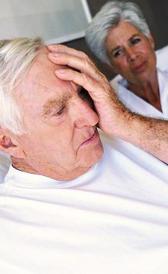 Imagen de la hiperplasia benigna da próstata